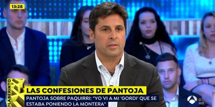 Fran Rivera cree que Isabel Pantoja no quiso tanto a Paquirri a pesar de lo que cuenta en 'Supervivientes 2019'