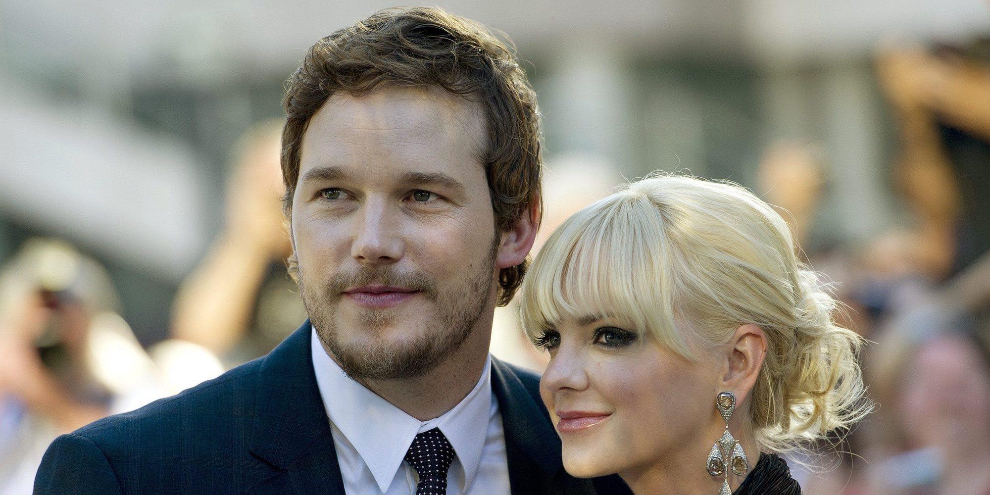 Anna Faris y Chris Pratt, muy unidos tras su divorcio por la felicidad de su hijo Jack