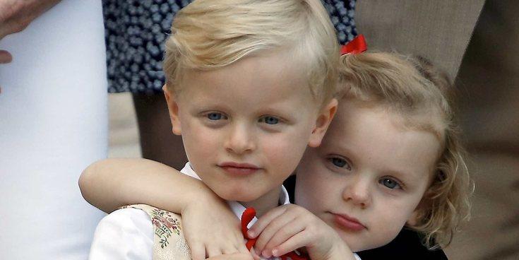 Jacques y Gabriella de Mónaco, dos Príncipes muy cariñosos en el tradicional picnic de Mónaco
