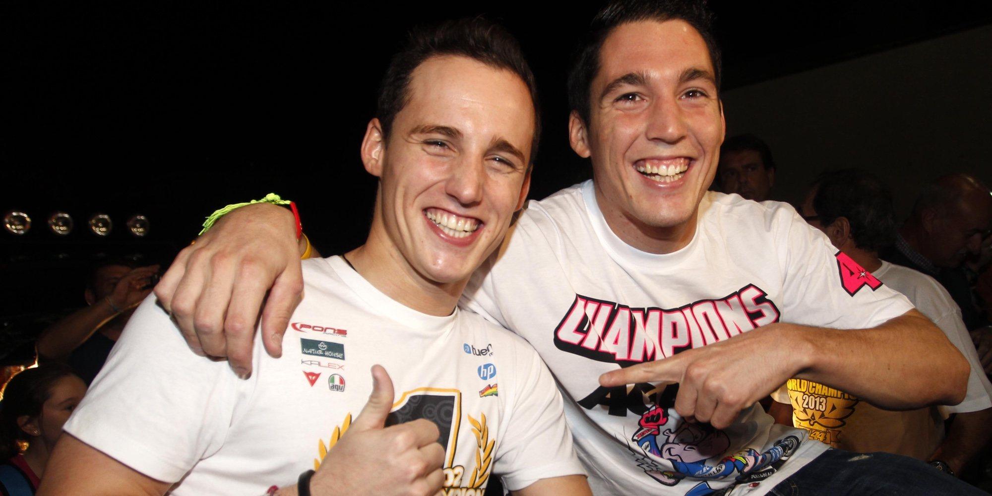 Así son y así se llevan Pol y Aleix Espargaró, dos hermanos marcados por la MotoGP
