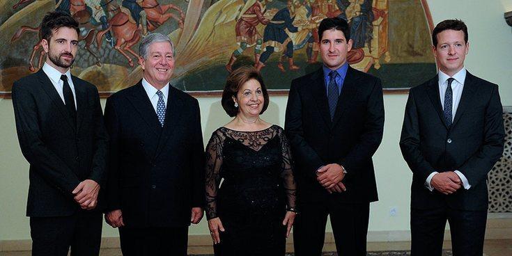 La Familia Real de Yugoslavia: así son los primos más lejanos y queridos de la Reina Sofía
