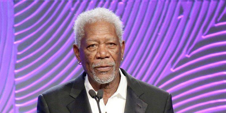 Morgan Freeman vuelve al trabajo tras las acusaciones de acoso que recibió