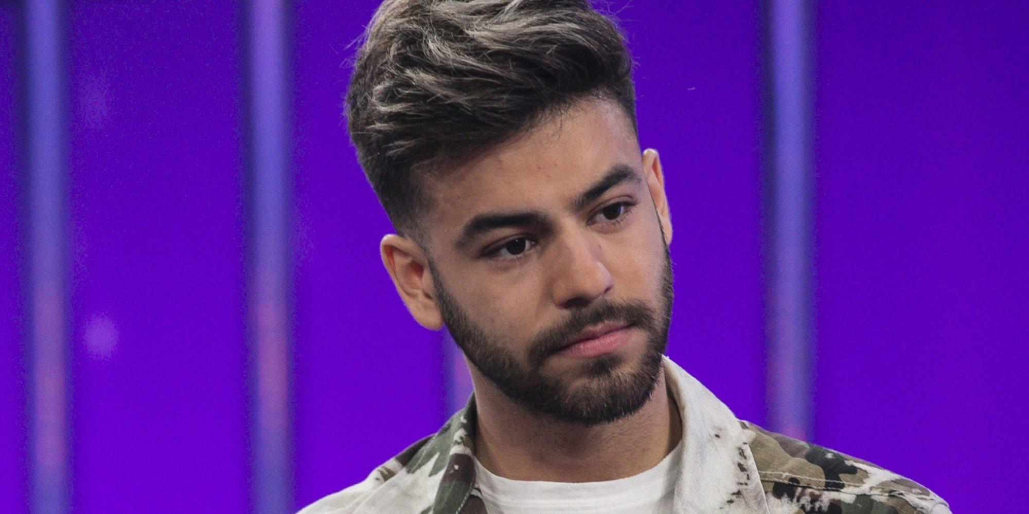 """Agoney reconoce en 'Viva la vida' que se planteó dejar su carrera musical al salir de 'OT': """"Estaba agobiado"""""""