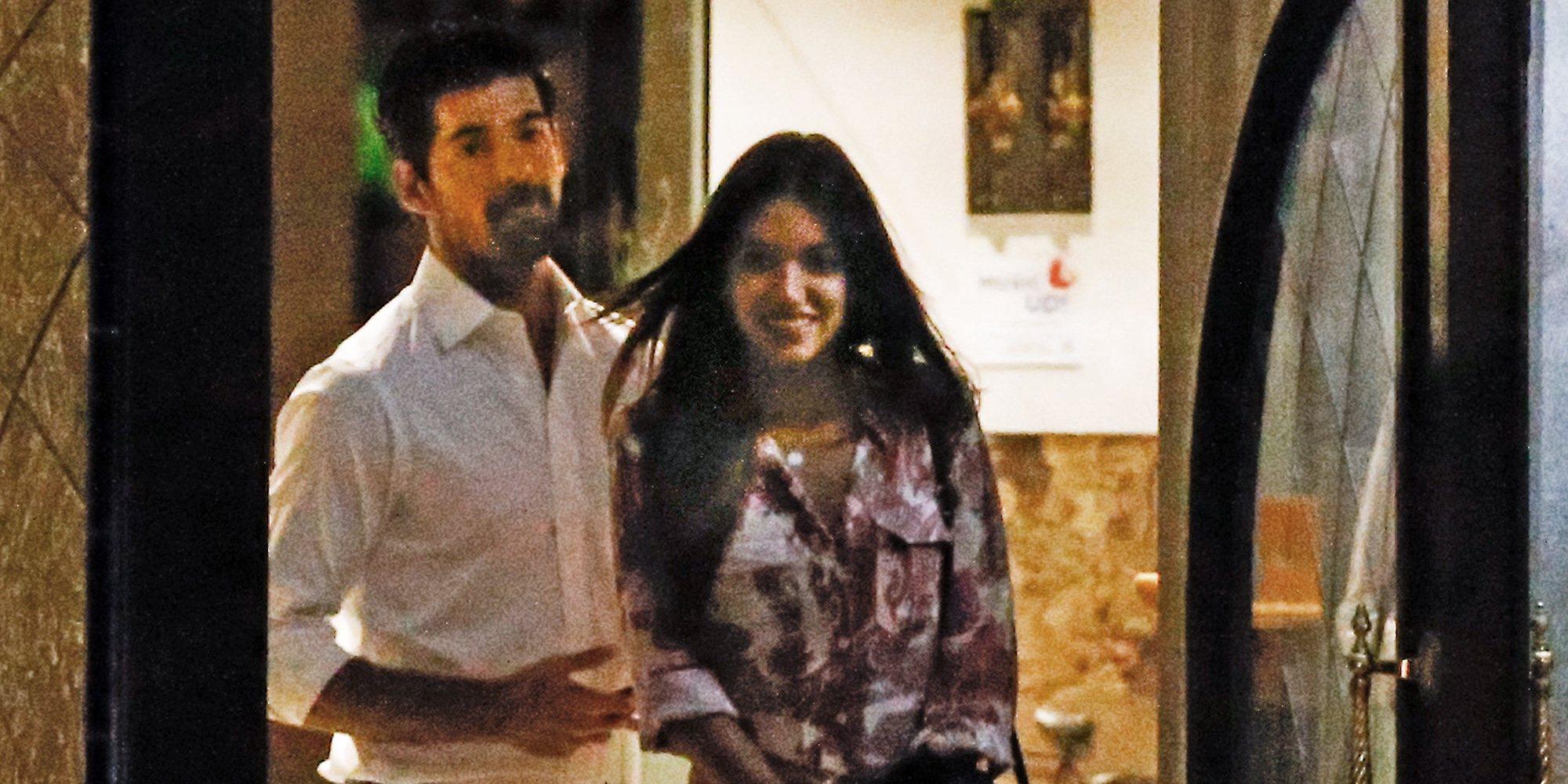 Ana Guerra y Miguel Ángel Muñoz se van de cena romántica confirmando así su relación