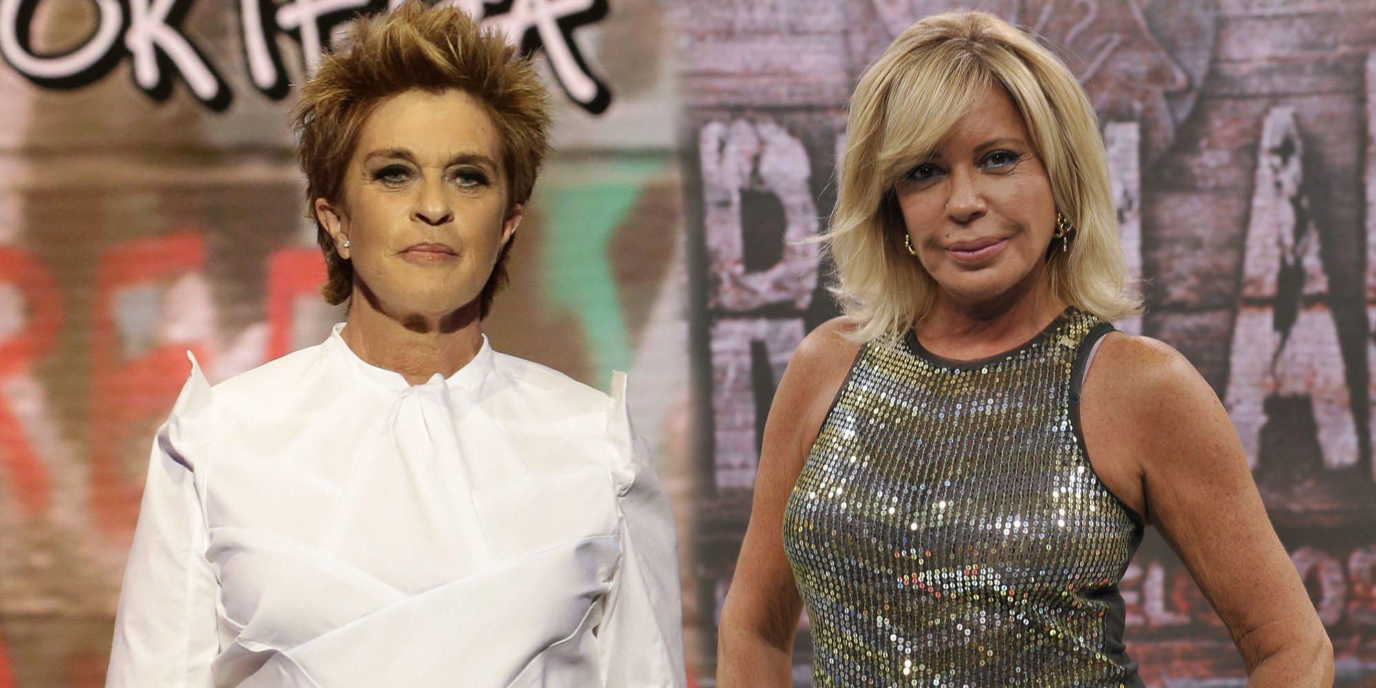 Enemigas Íntimas: ¿Cómo pasaron Bárbara Rey y Chelo García Cortés de sus noches de placer a las peleas en tv?