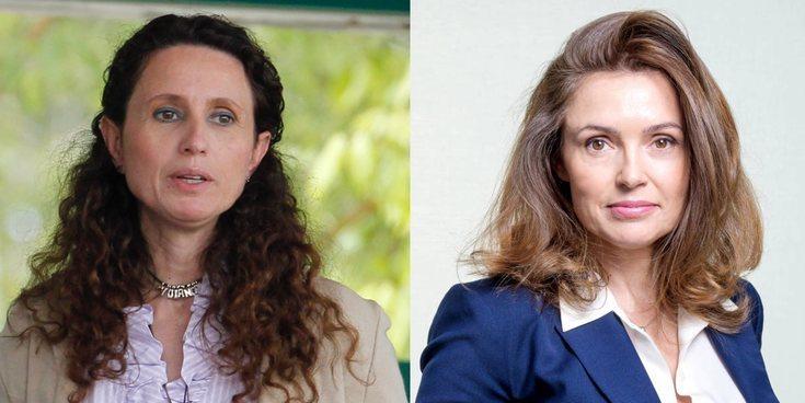 Así son y así se llevan Susana y Yolanda García Cereceda, dos hermanas enfrentadas por el dinero