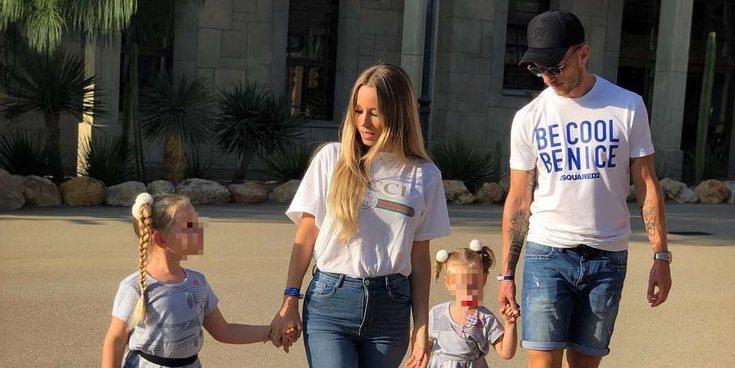 Del día de campo de Messi con sus hijos y Antonella Roccuzzo al día en PortAventura de Rakitic y sus chicas