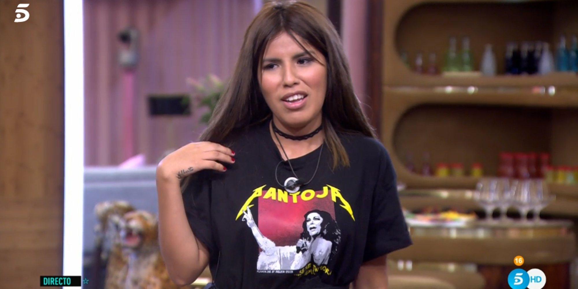Chabelita Pantoja asegura que no se ha despedido de su madre Isabel Pantoja en su entrada en 'GH VIP 6'