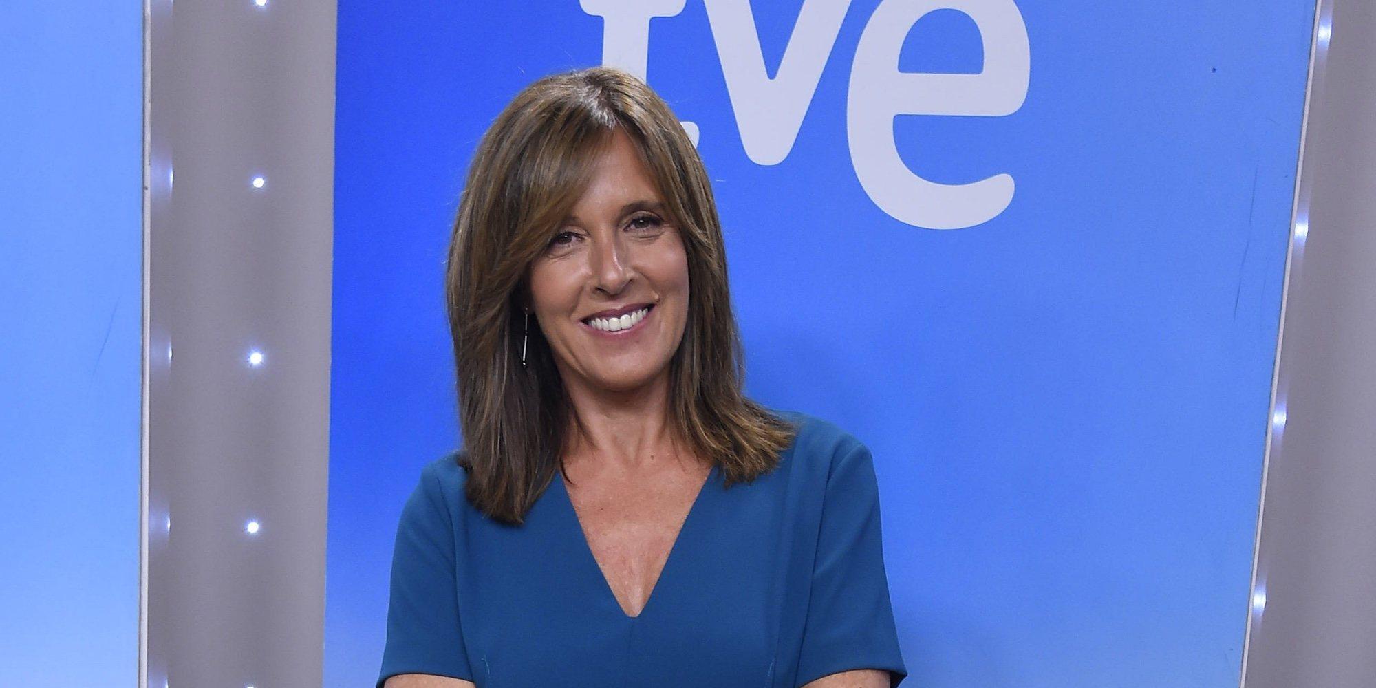Muere la madre de Ana Blanco, presentadora del Telediario de La 1