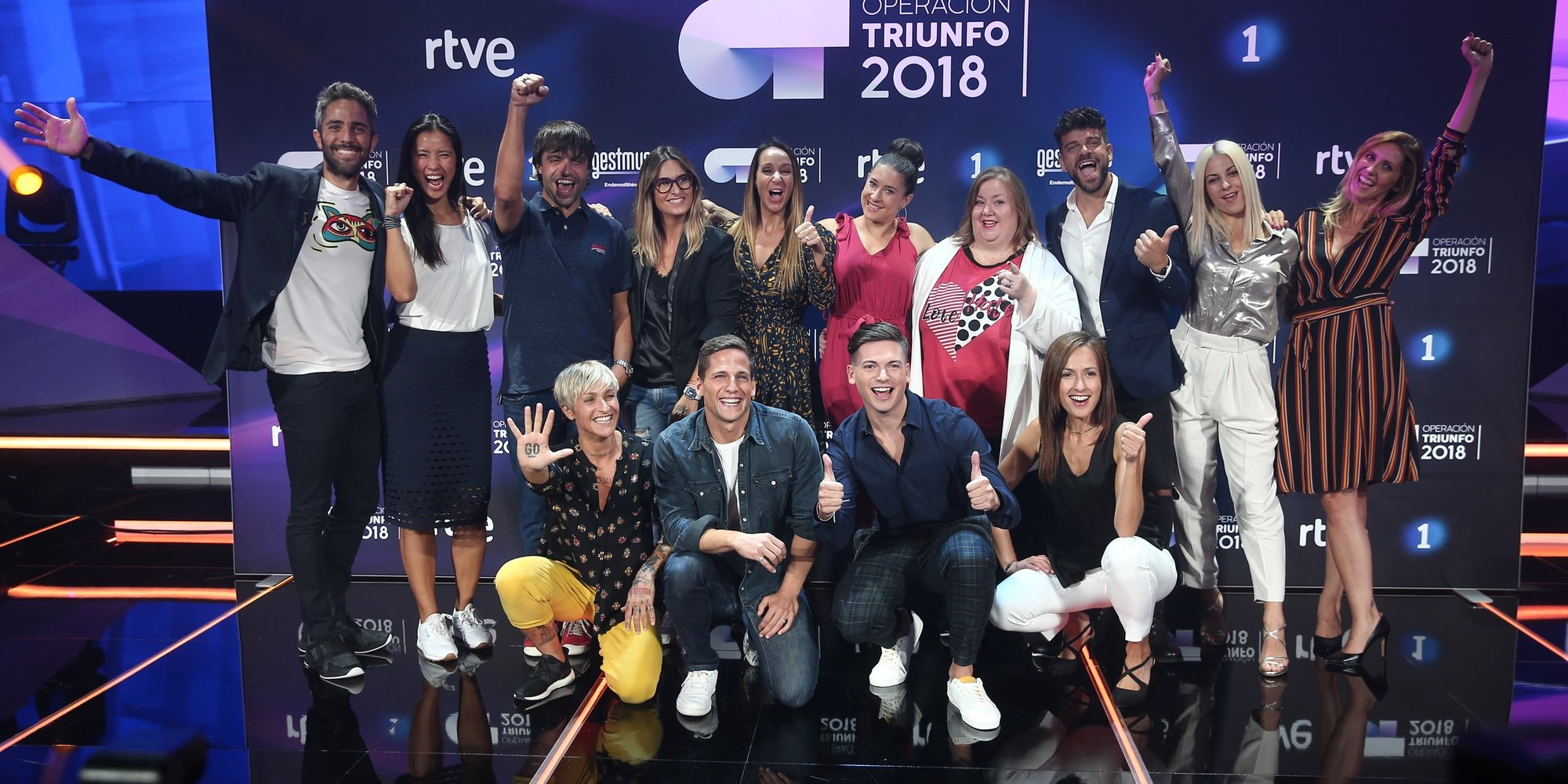 Todo lo que debes saber sobre 'OT 2018': Ricky Merino en el chat y el representante de Eurovisión