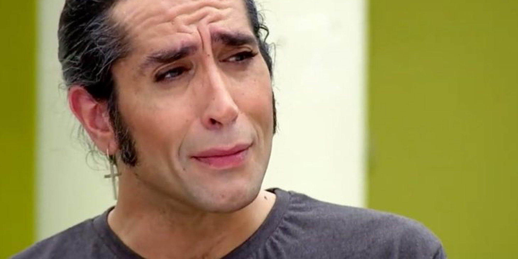 Mario Vaquerizo se emociona al recordar a Bimba Bosé y David Delfín en 'Masterchef Celebrity 3'