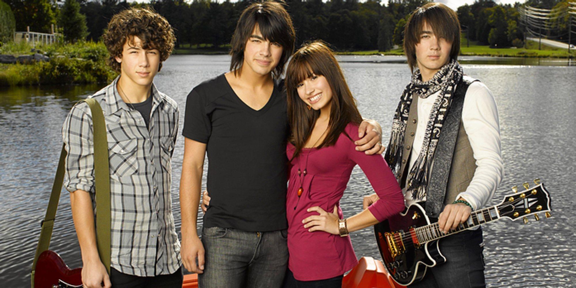 Los 10 momentos más recordados de 'Camp Rock', la película de los Jonas Brothers y Demi Lovato