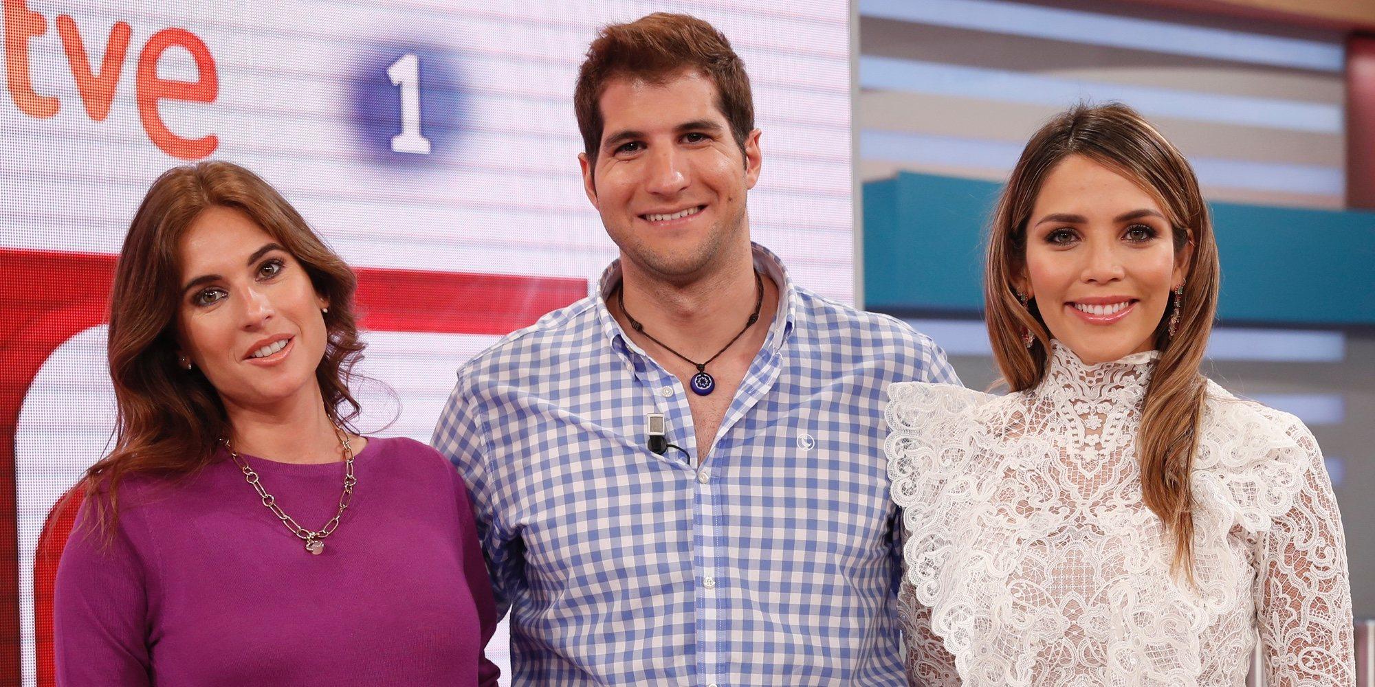 Lourdes Montes, Julián Contreras Junior y Rosanna Zanetti presentan el nuevo formato de 'Corazón'