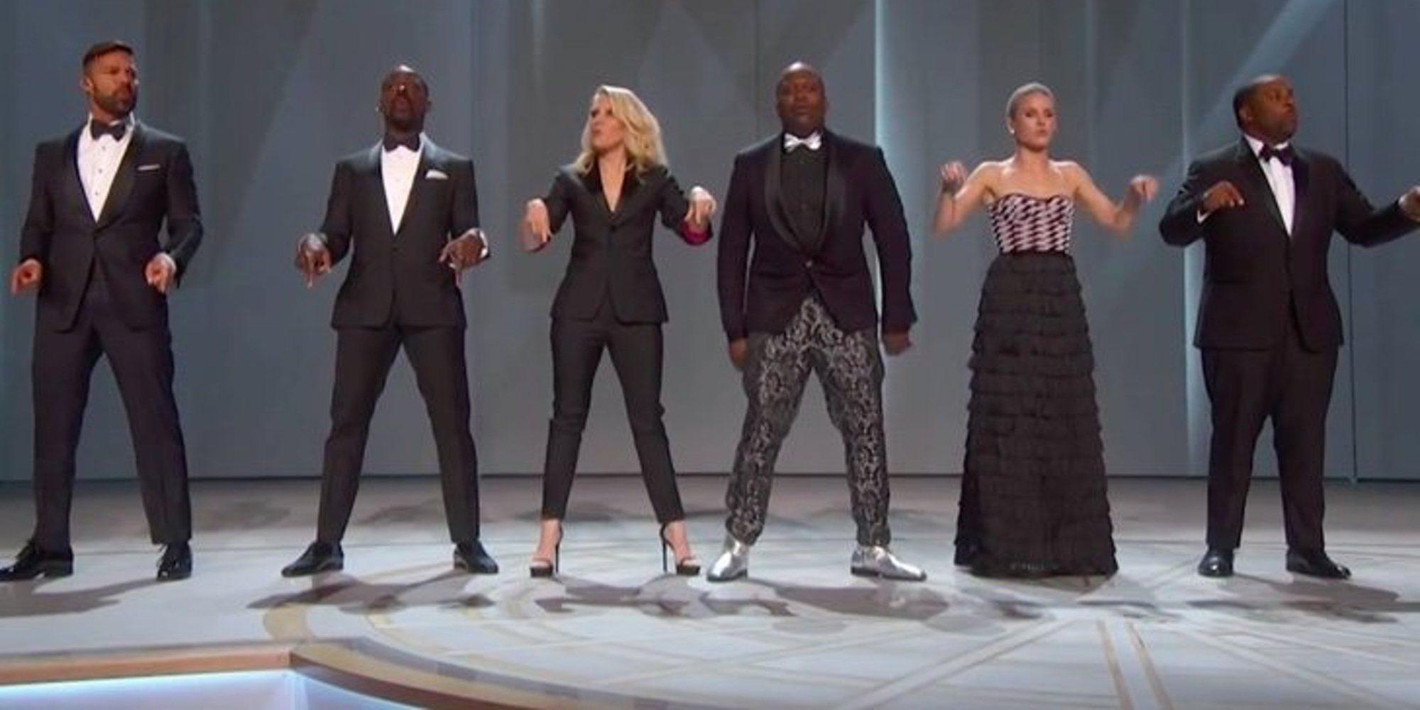 """La actuación inicial de los Premios Emmy 2018 que apoya la diversidad racial: """"Somos una raza en común"""""""