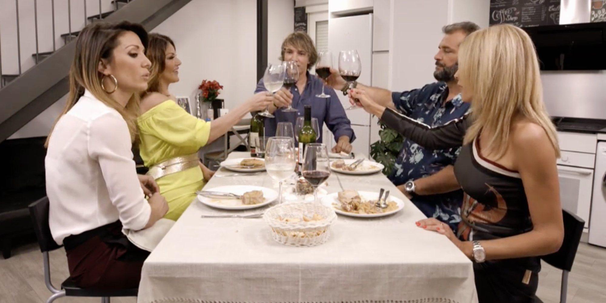 Ismael Beiro, emocionado en 'Ven a cenar conmigo: Gourmet Edition' al recordar cuando estuvo en coma