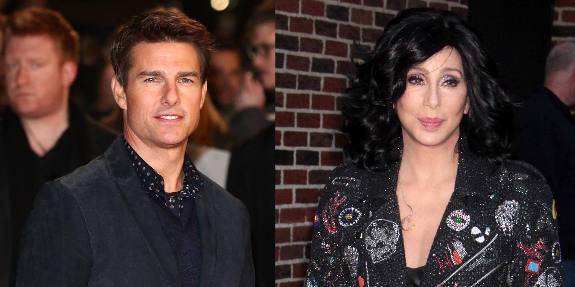 Cher recuerda y revela cómo comenzó su romance con Tom Cruise