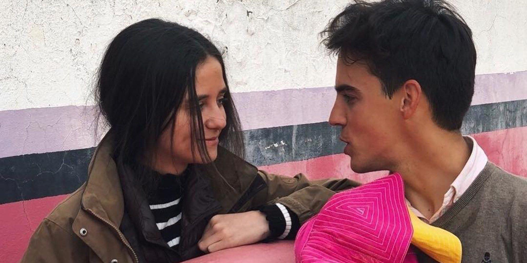 La complicidad entre abrazos y sonrisas de Victoria Federica y Gonzalo Caballero