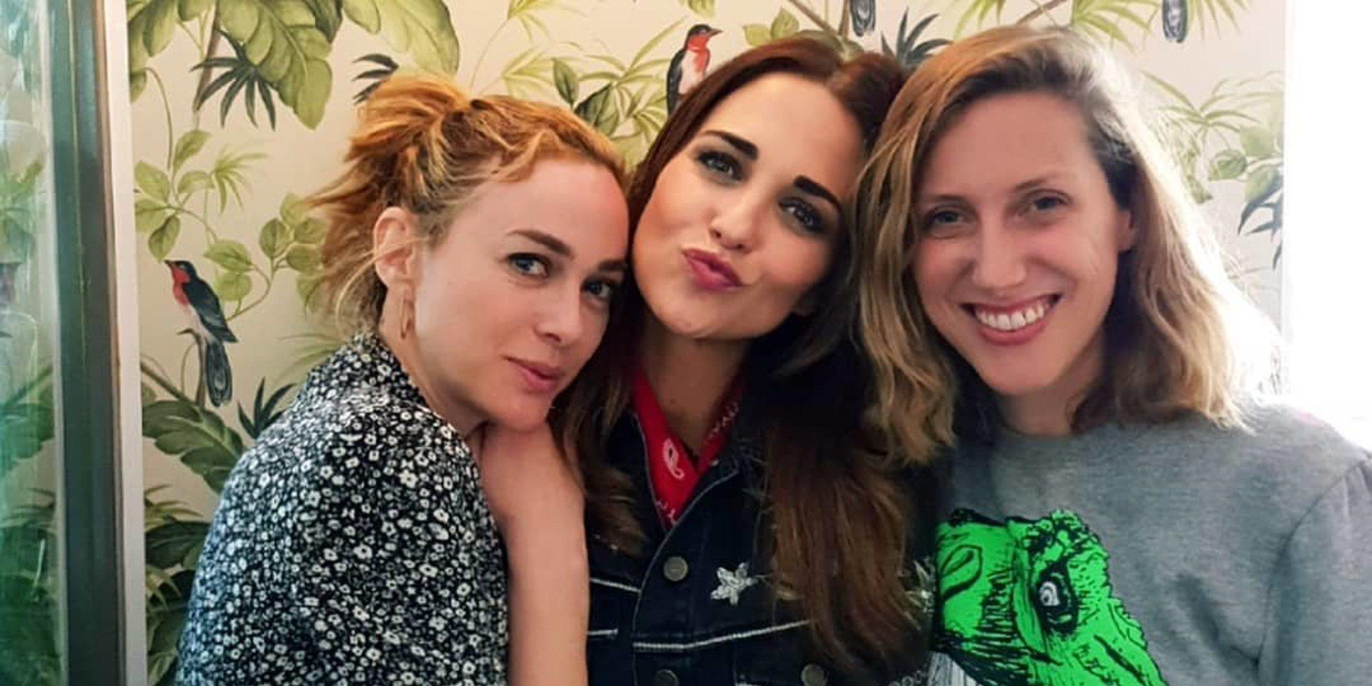 'Chicas Velvet': La divertida anécdota de Paula Echevarría, Marta Hazas y Cecilia Freire en su reencuentro