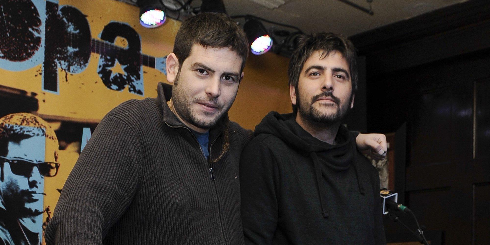 Así son y así se llevan David y José Muñoz, media vida siendo Estopa