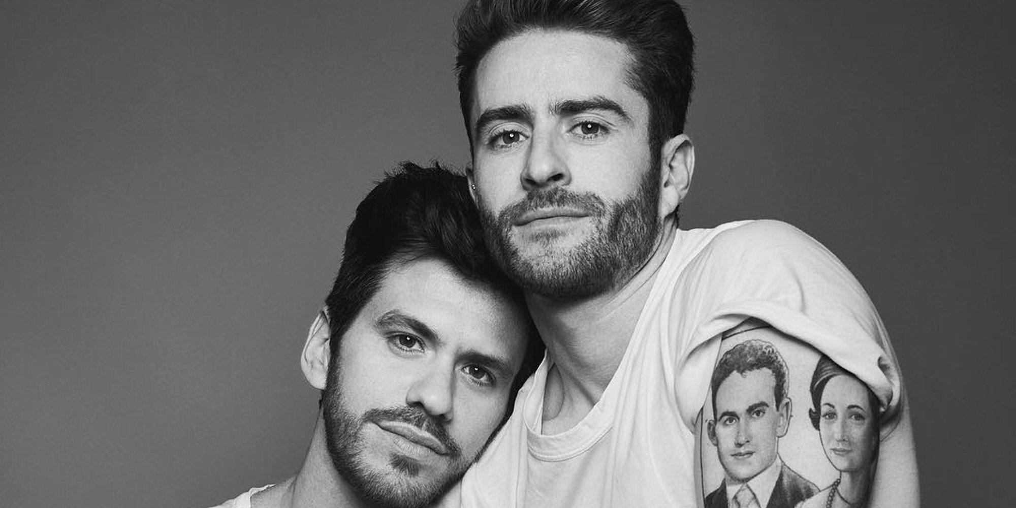 La boda de Pelayo Díaz y Andy McDougall: todos los detalles del día más feliz de sus vidas