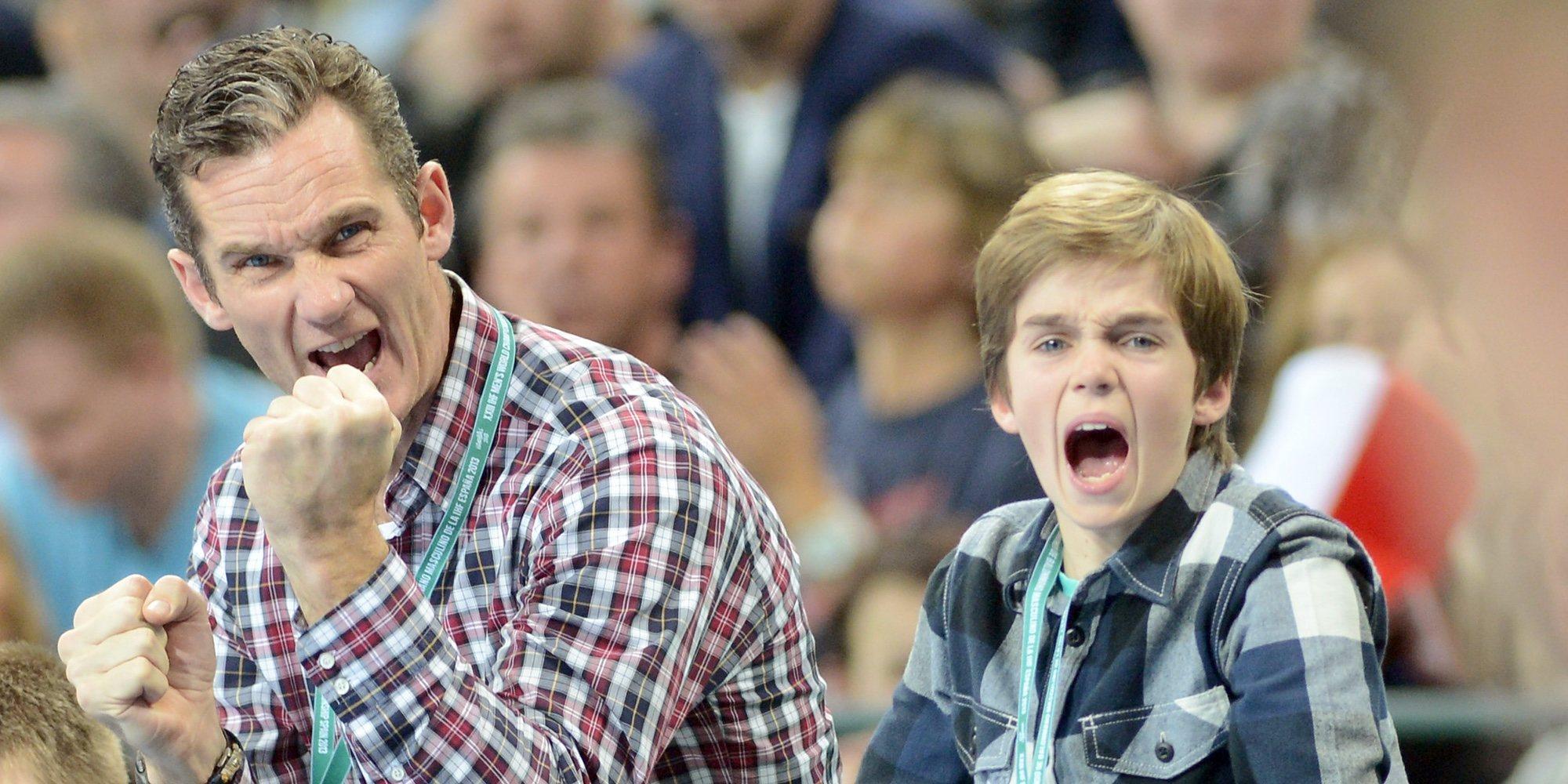 Iñaki Urdangarin habría movido algunos hilos desde prisión para que su hijo Pablo sea profesional de balonmano