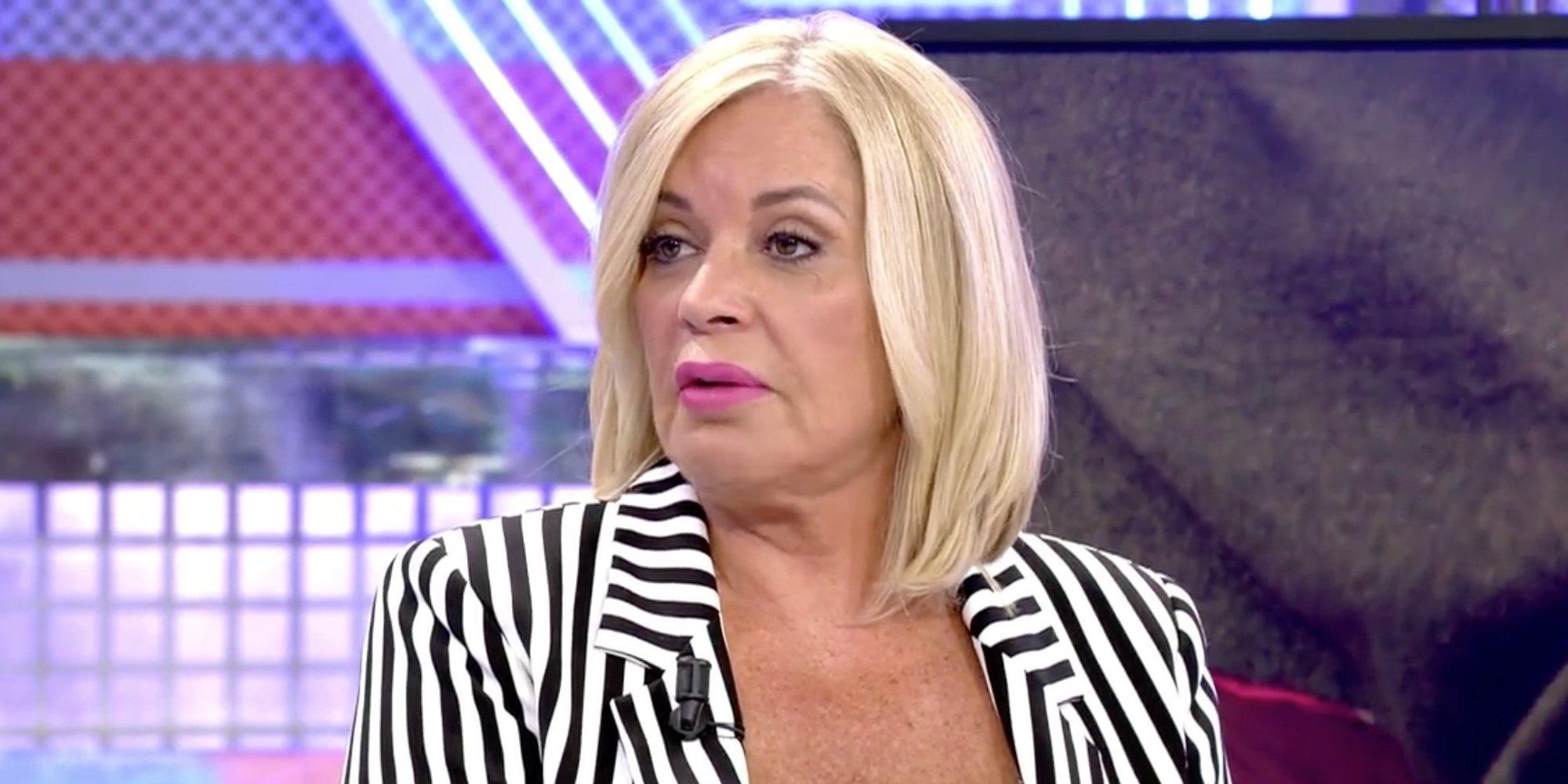 """Bárbara Rey: """"Paquirri me dijo que no era feliz con Isabel Pantoja"""""""
