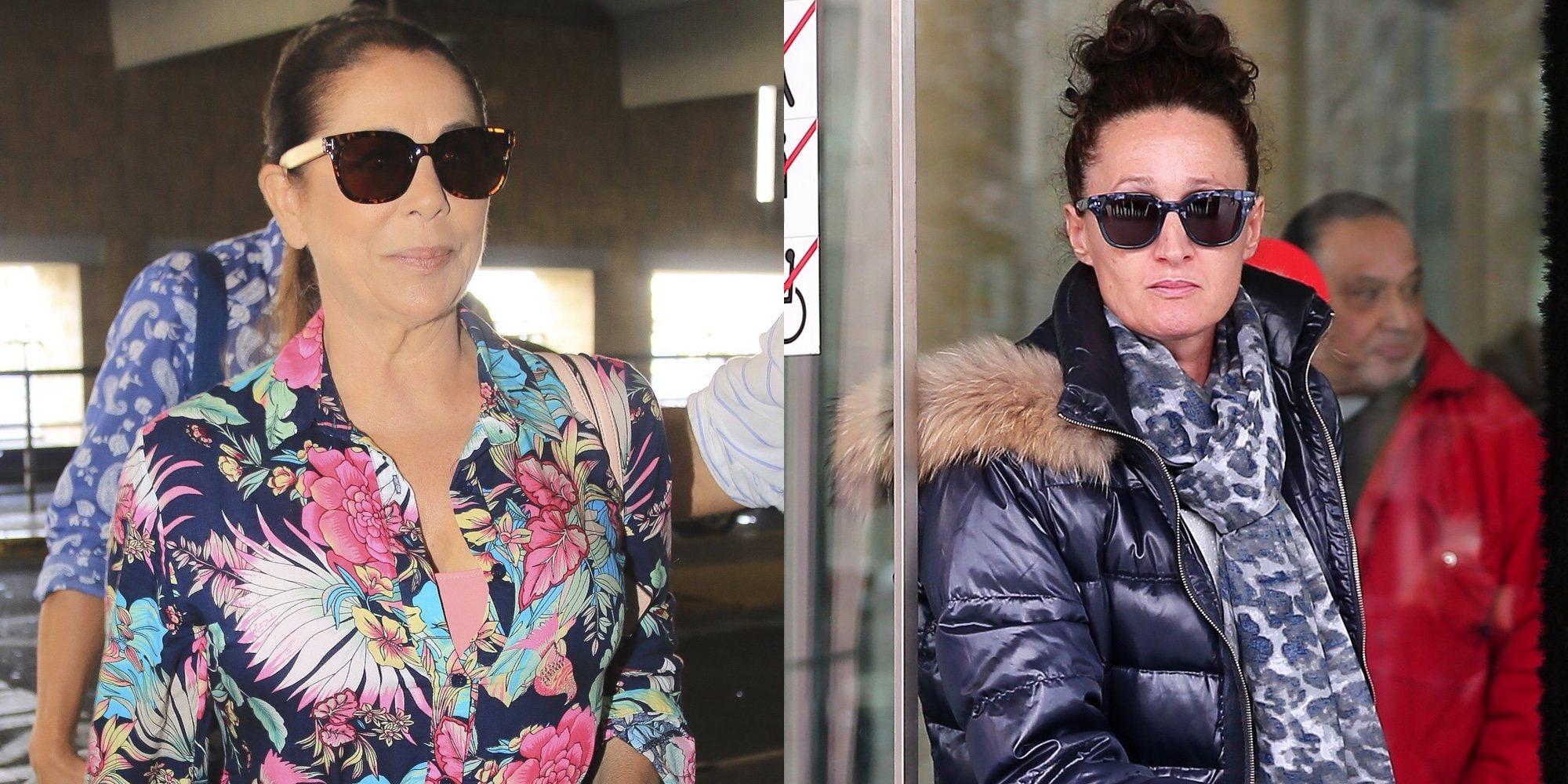 """Isabel Pantoja habla de Dulce Lapiedra en 'Sálvame': """"Ha sido la mayor decepción de mi vida"""""""
