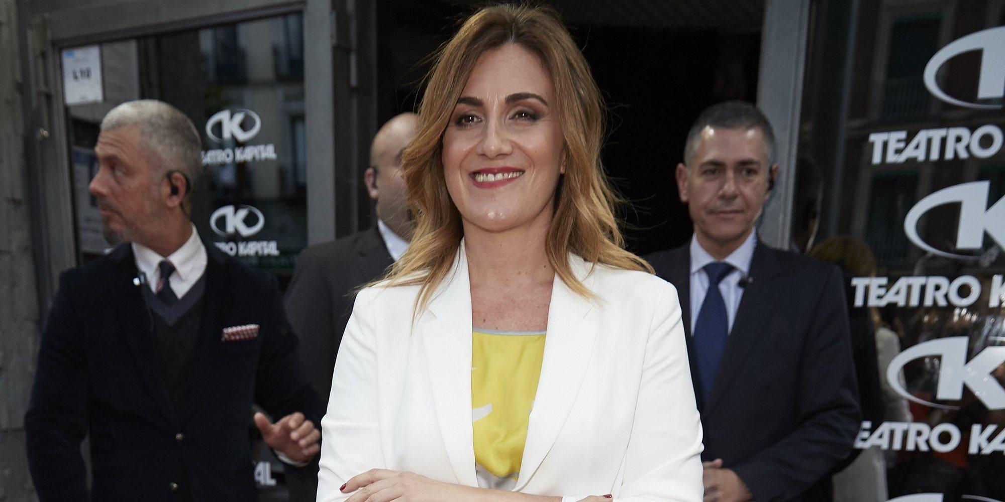 """Carlota Corredera presume de cuerpo con una fotografía en bañador: """"Adiós al verano"""""""