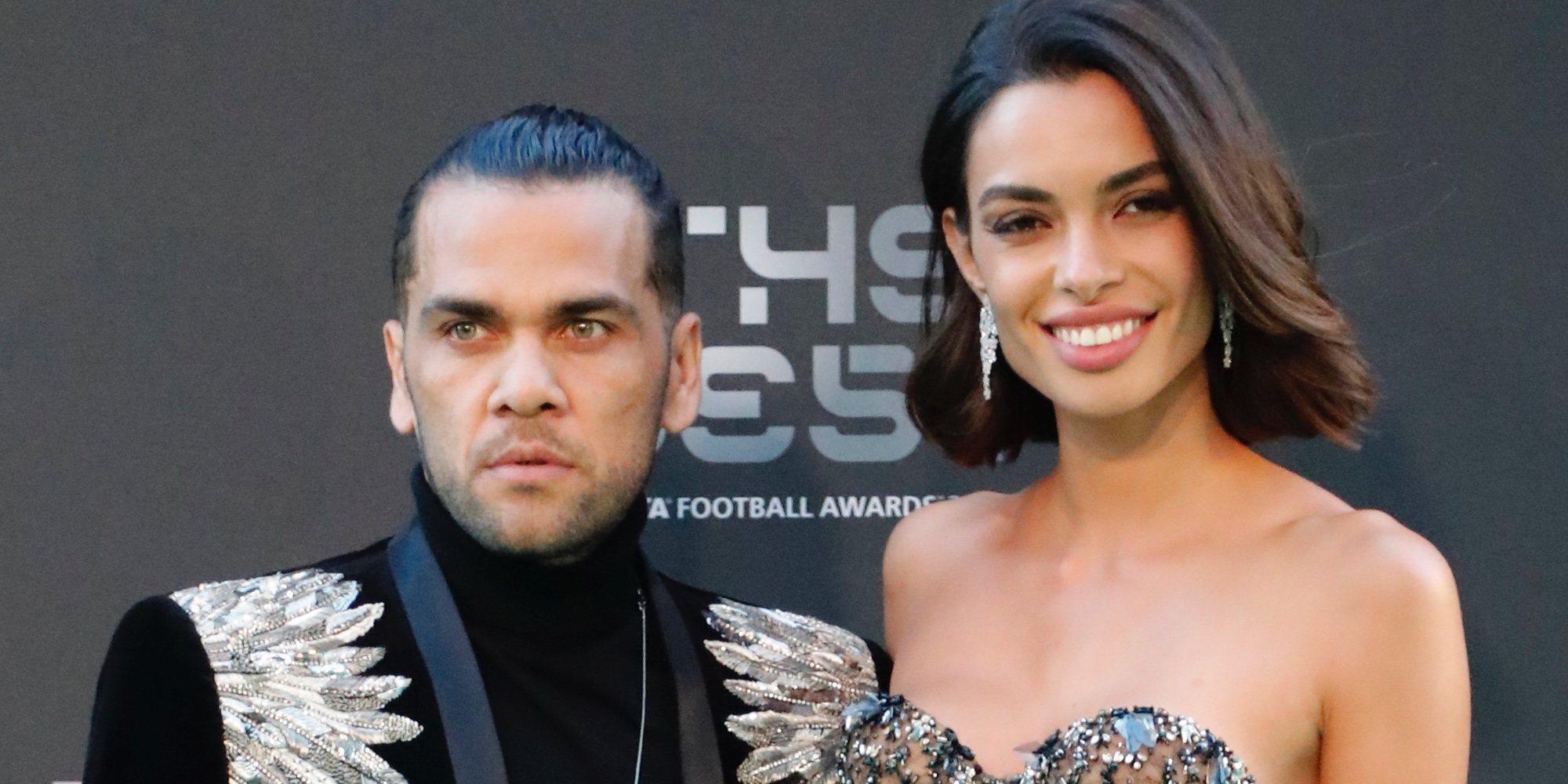 Dani Alves y Joana Sanz en pareja, David de Gea en solitario... Así ha sido la gala The Best FIFA 2018