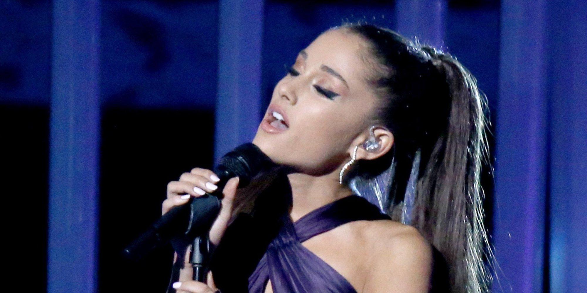 Ariana Grande podría haber adoptado al perro de su exnovio Mac Miller