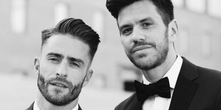 """Así ha sido la espectacular boda de Pelayo Díaz y Andy McDougall (Pelandy): """"Una celebración del amor"""""""