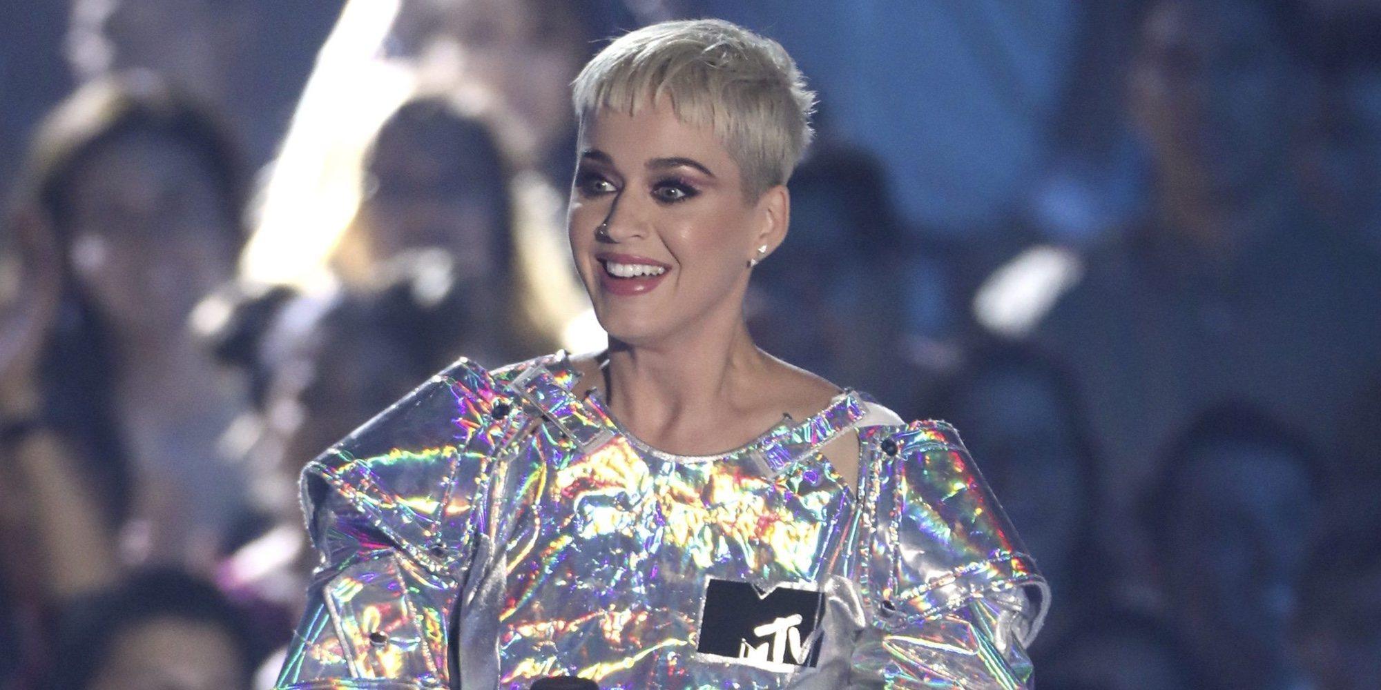 ¿Deja Katy Perry la música para convertirse en actriz?