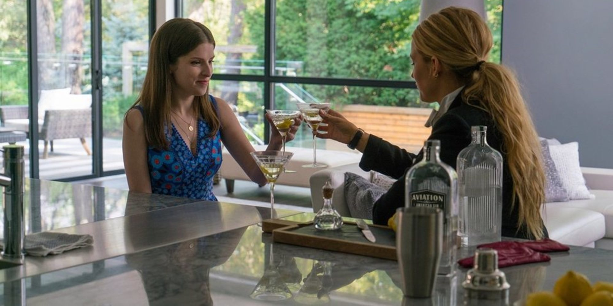 'Un pequeño favor' y 'Christopher Robin' encabezan los estrenos de la semana