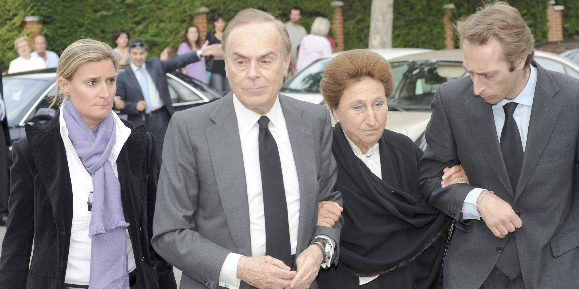 Así es Carlos Zurita: el mejor apoyo de la Infanta Margarita y ejemplo de consorte real