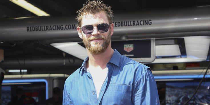 """Chris Hemsworth se sincera sobre sus hijos: """"No quiero que se sientan privilegiados"""""""