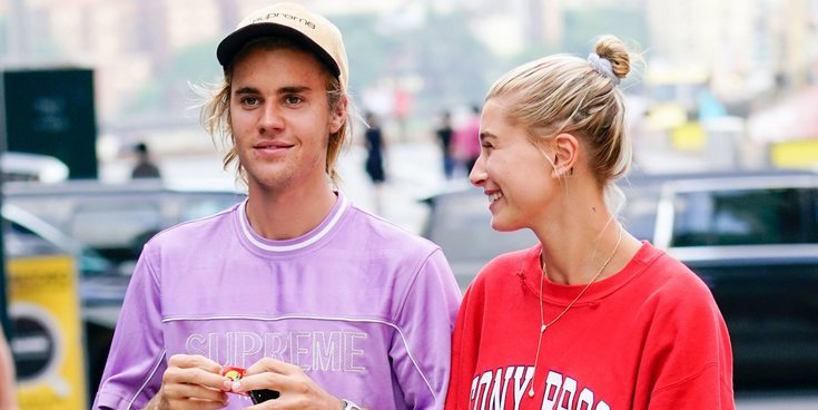 Justin Bieber y Hailey Baldwin ya presumen de matrimonio