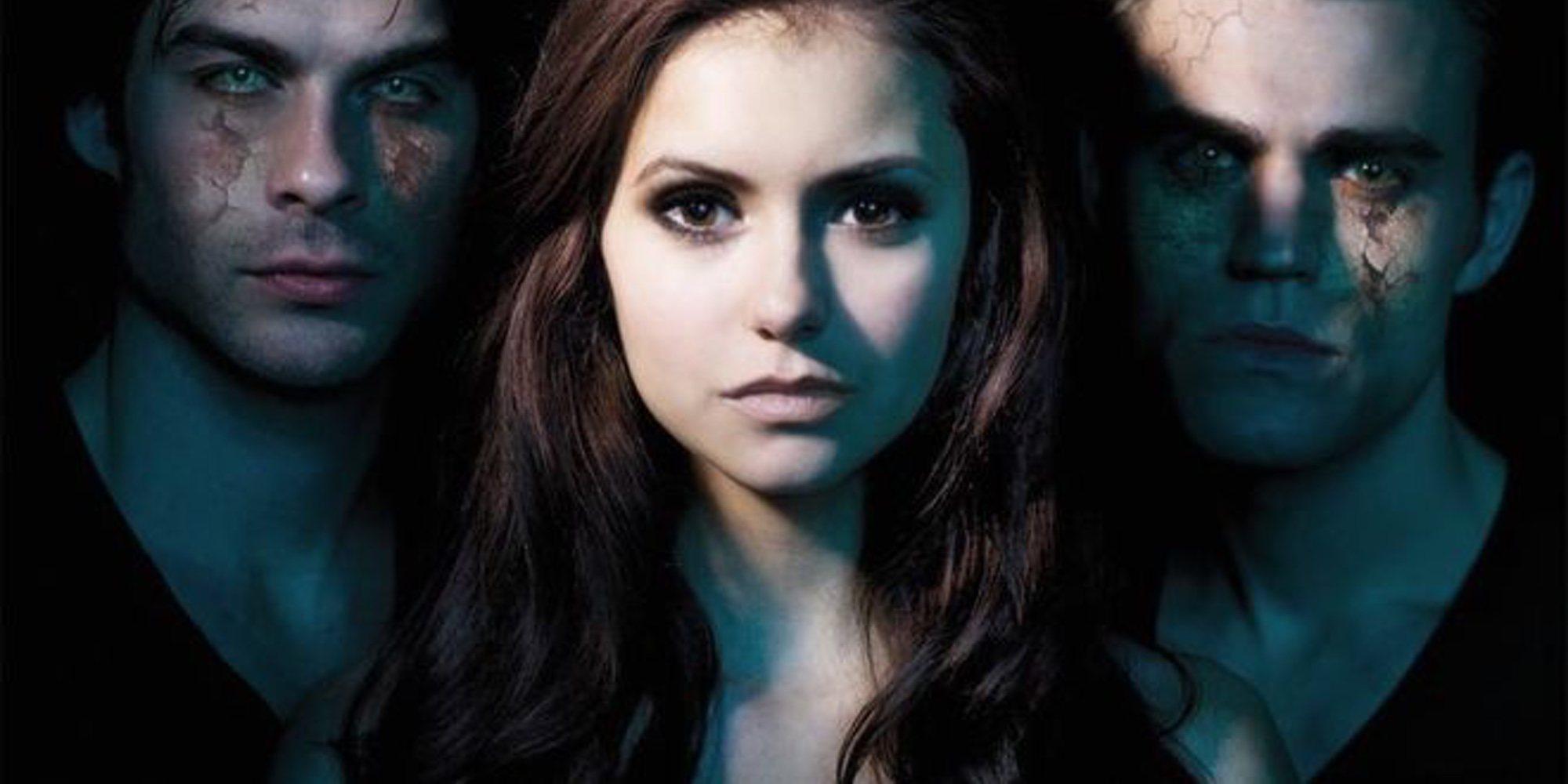 'Crónicas vampíricas', 'Embrujadas', 'True Blood' y otras series de vampiros, brujas y licántropos