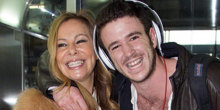 """Álex Lequio sobre la entrevista de Ana Obregón: """"Sin palabras por todos los mensajes de apoyo recibidos"""""""