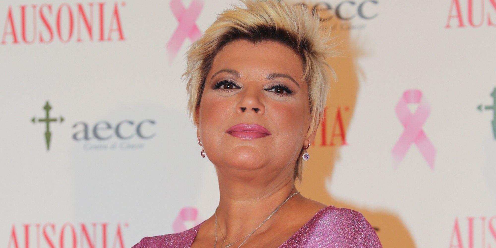 """Terelu Campos: """"En este segundo cáncer me desmoroné en la camilla nada más decírmelo"""""""