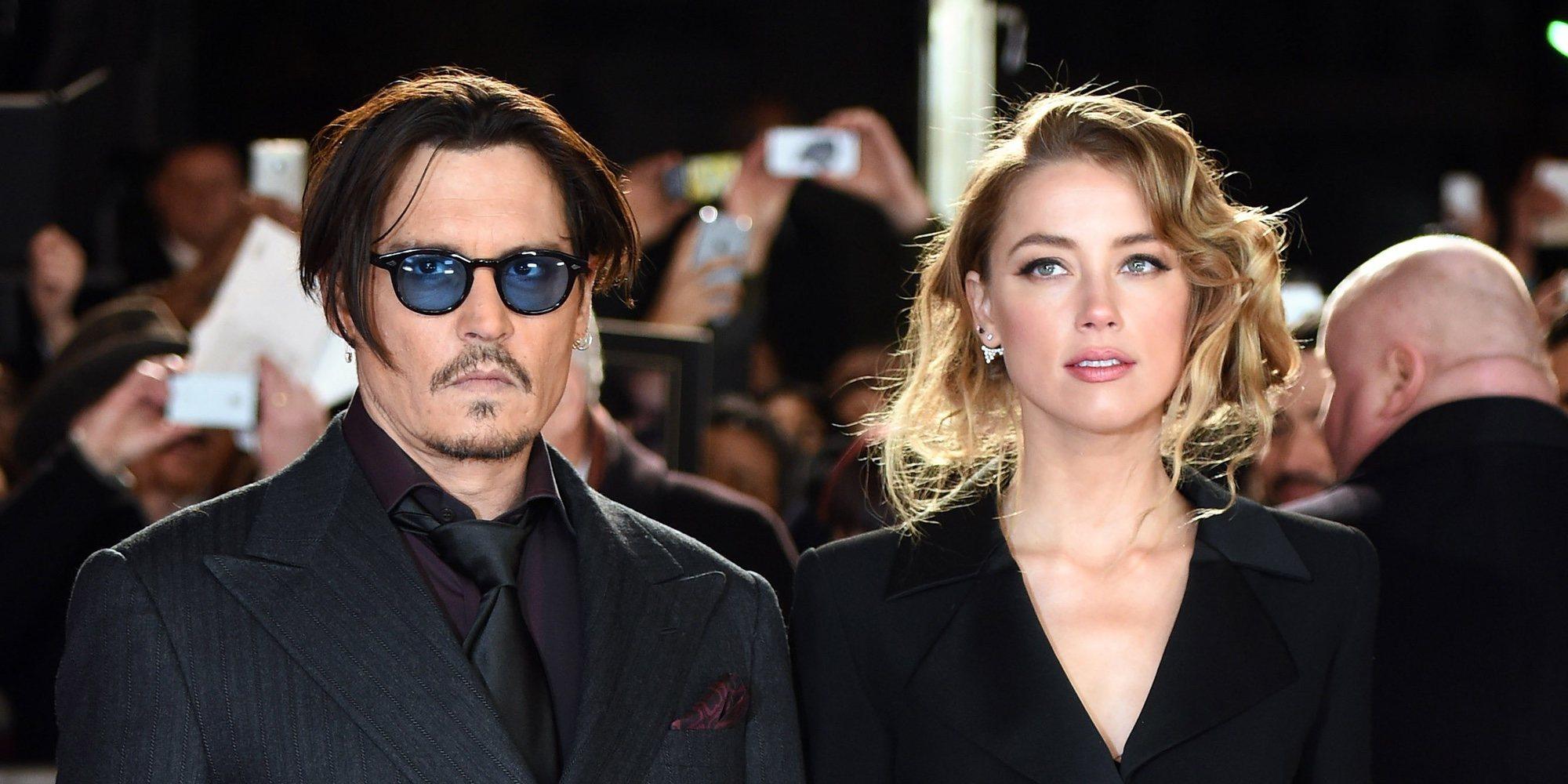 "Amber Heard responde a las declaraciones de Johnny Depp: ""Eran falsas"""