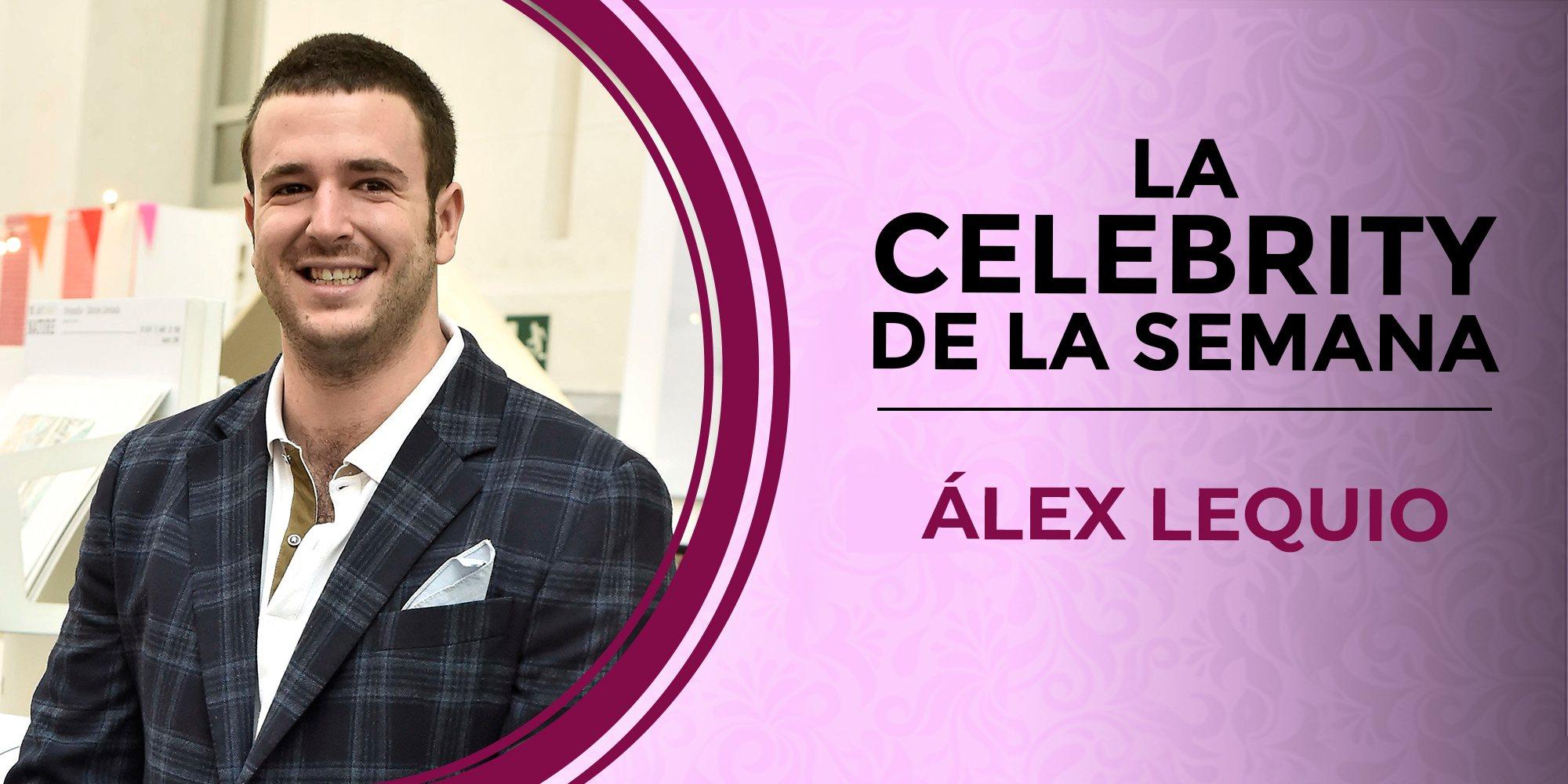 Álex Lequio, celebrity de la semana por su regreso a España tras luchar contra el cáncer en Estados Unidos