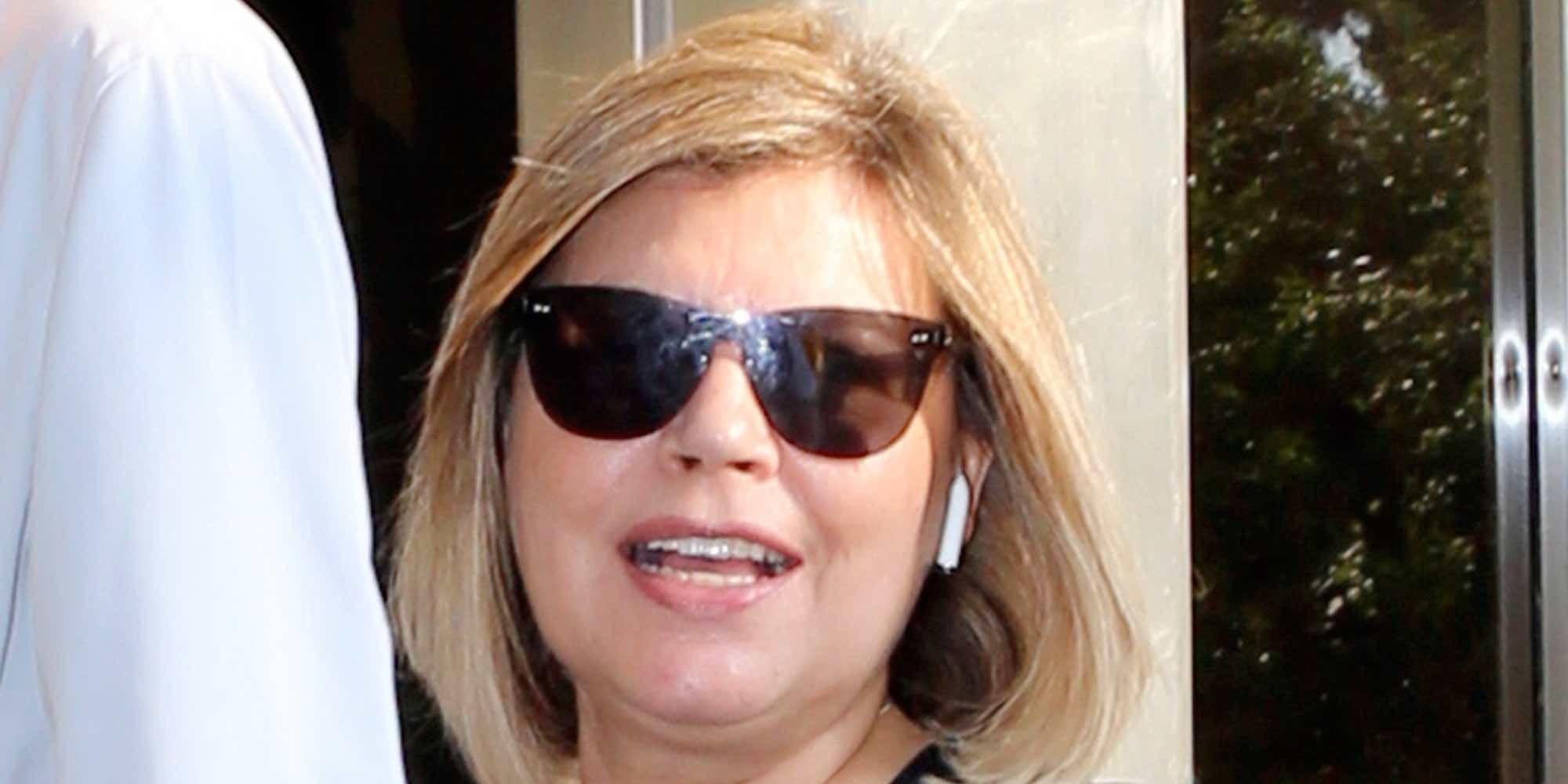 Comienza la operación de Terelu Campos para hacerse una doble mastectomía
