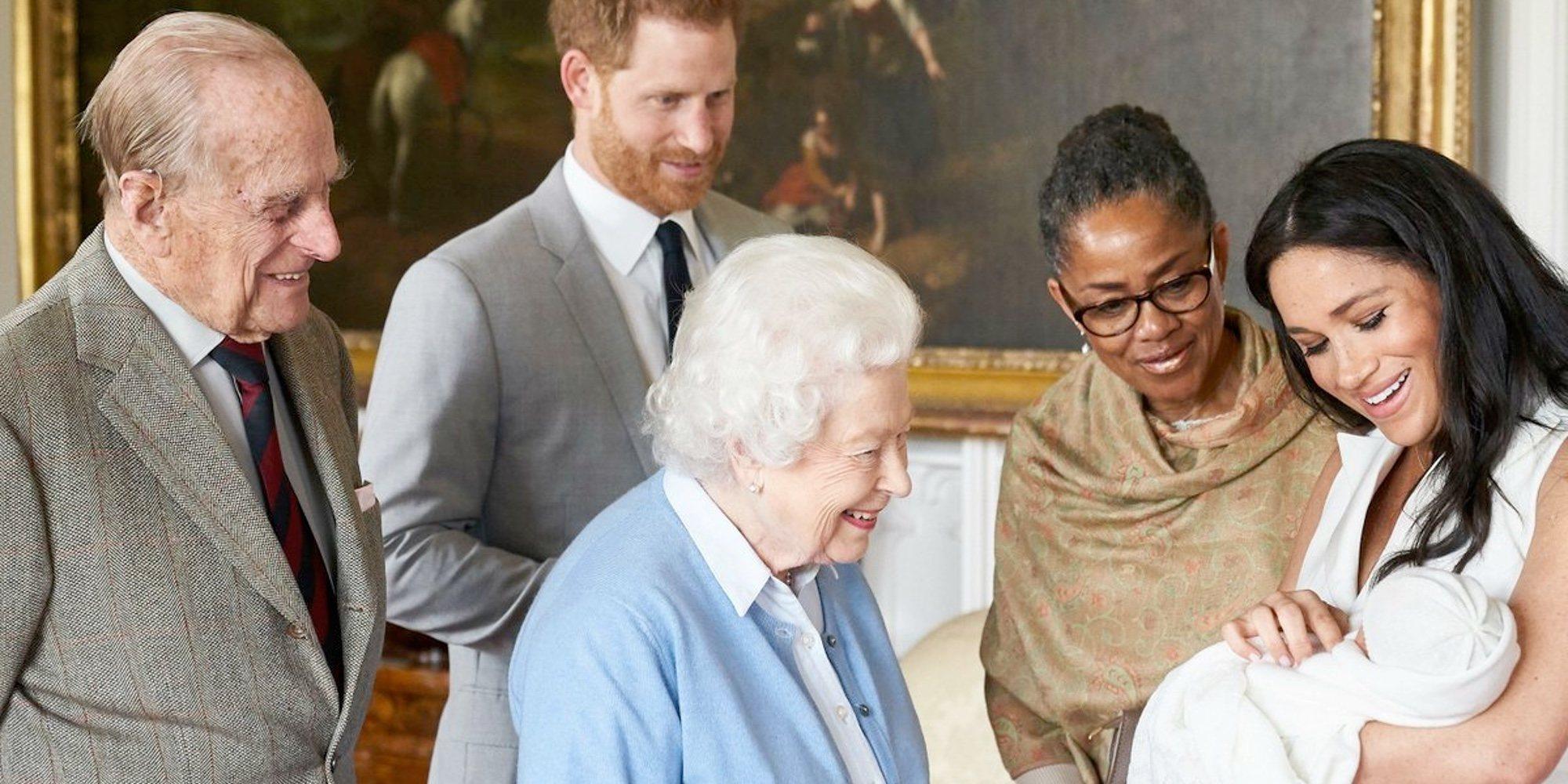 Ni Lord, ni Príncipe, ni Conde de Dumbarton: por qué Archie Harrison Mountbatten-Windsor no tiene títulos