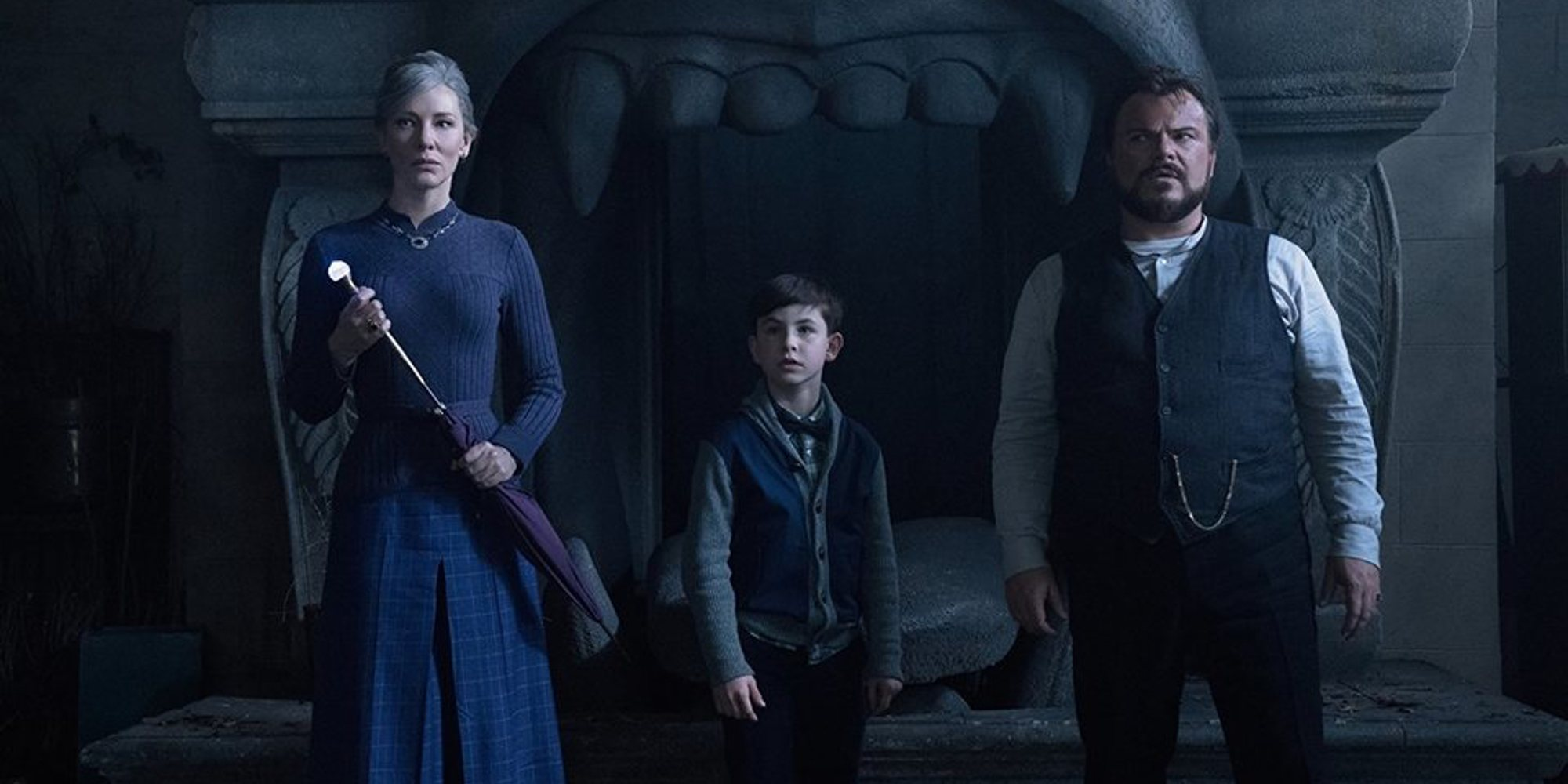 Cip exclusivo de 'La casa del reloj en la pared' con Jack Black y Cate Blanchett