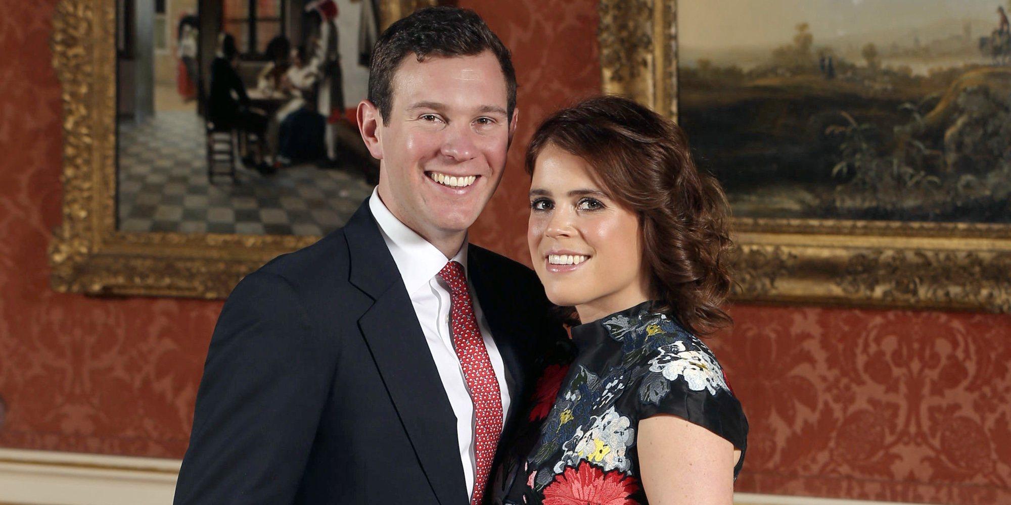 Eugenia de York y Jack Brooksbank desvelan el nombre del padrino, la dama de honor y los pajes y damitas de su boda