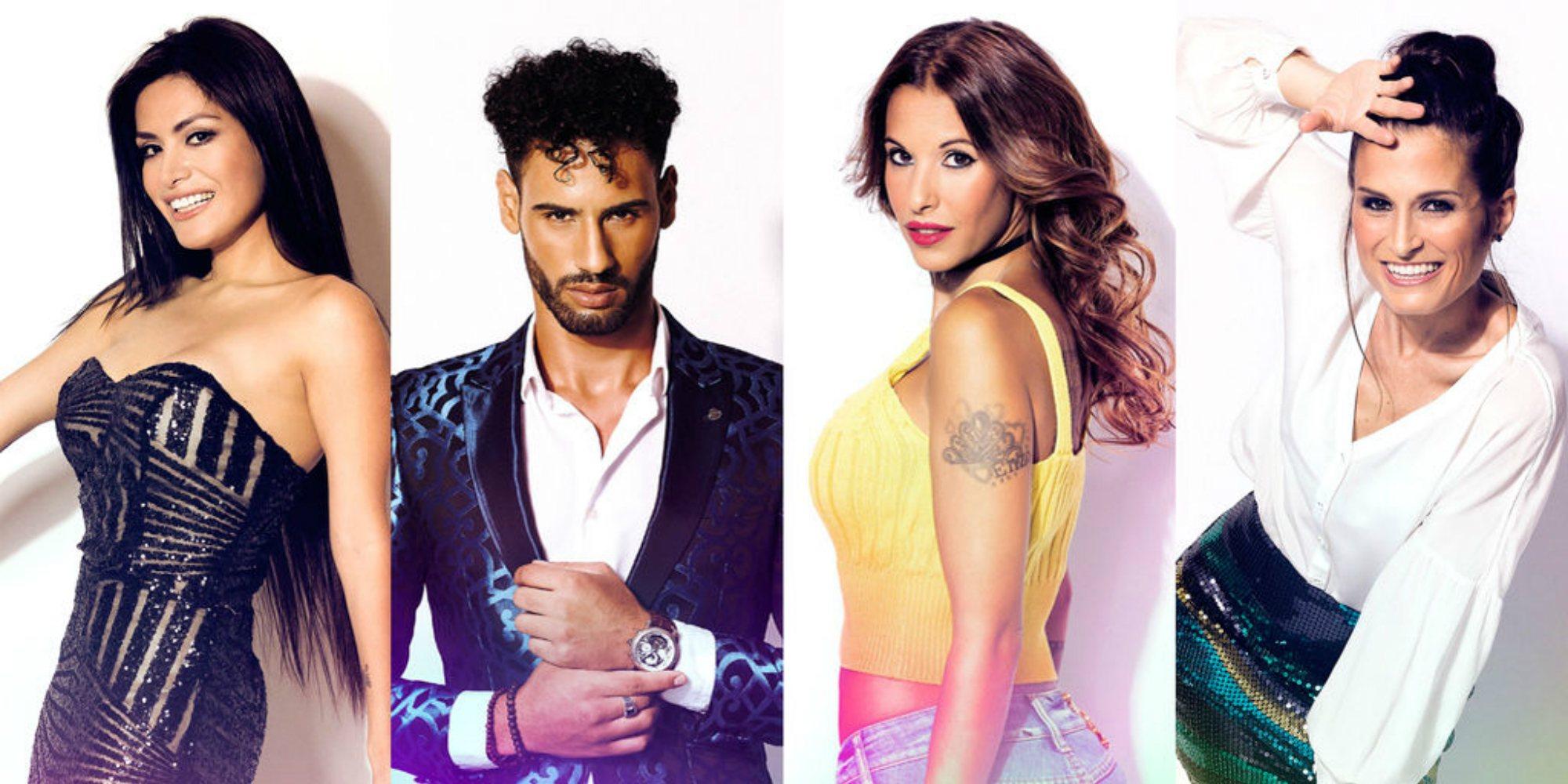 Miriam Saavedra, Asraf Beno, Techi y Verdeliss son los nuevos nominados de 'GH VIP 6'