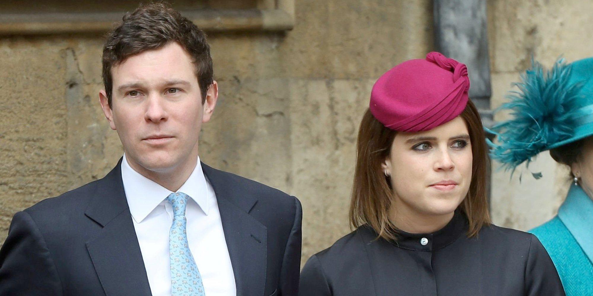 El enemigo 'inesperado' de Eugenia de York y Jack Brooksbank en su boda