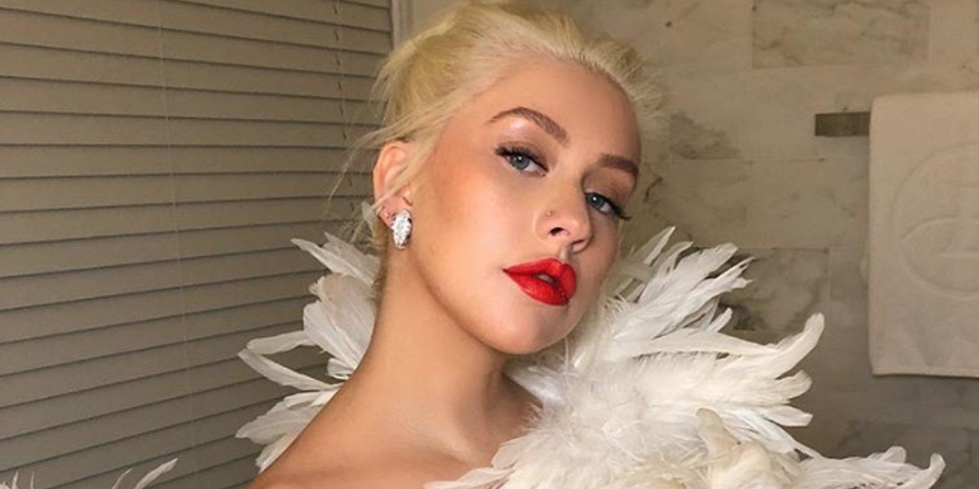 Christina Aguilera aplaza un concierto de su 'Liberation Tour' tras quedarse sin voz