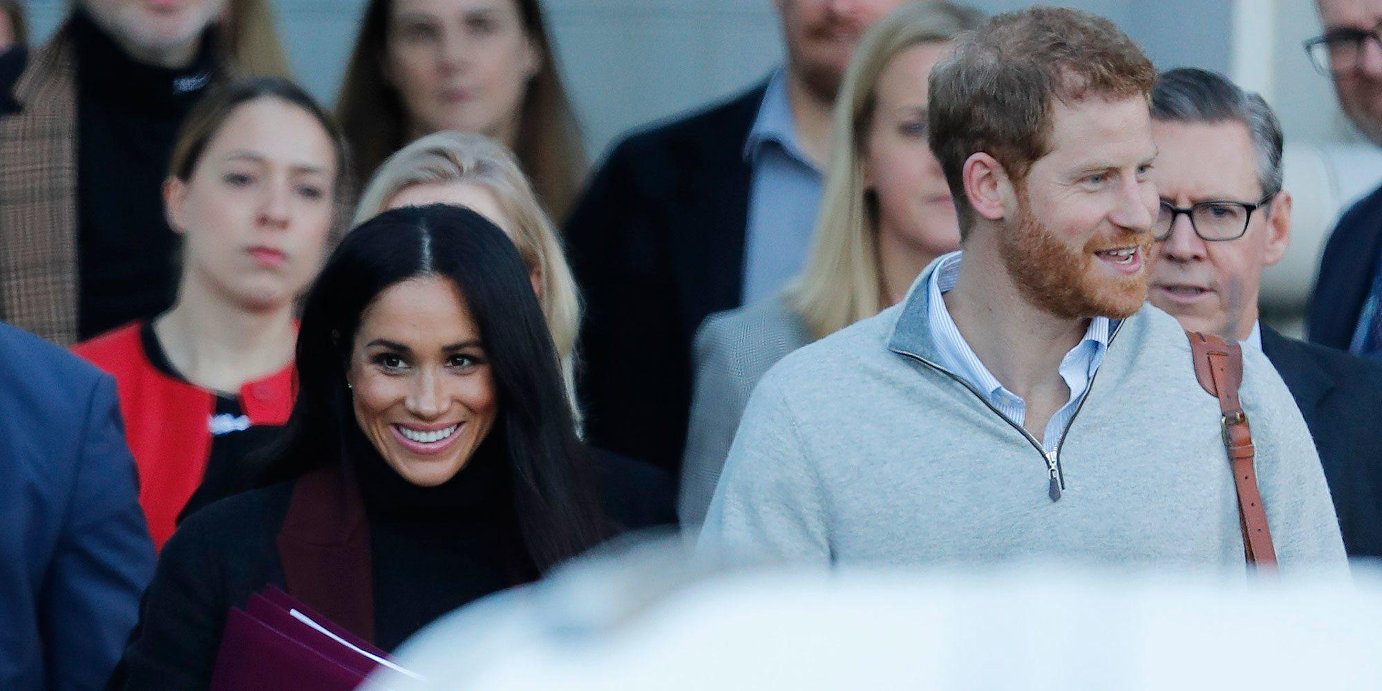 La felicidad plena de los Duques de Sussex tras anunciar que van a ser padres