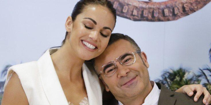 Lara Álvarez cumple una de las fantasías de Jorge Javier Vázquez: canta 'Opá yo viazé un corrá' de El Koala